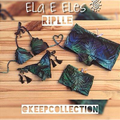 Kit Ela & Eles Riplle! Cod:KBQ59 Ler a Descriçao!
