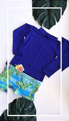 Camisa UV Infantil & Sunga InfantilCod: TFU70 - Ler Descrição