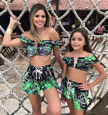Shortinho Argola Infantil  Cod:SAI76 Ler a Descriçao!