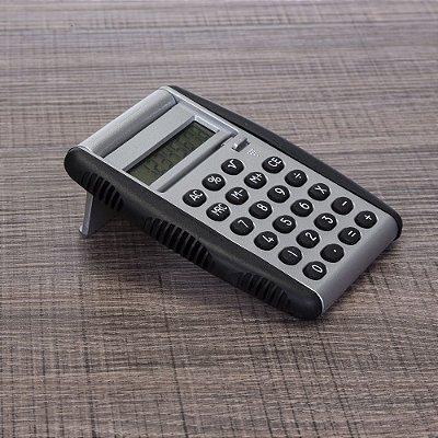 Calculadora personalizada pequena bordas emborrachadas em relevo. Código SK172