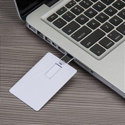 Carcaça formato cartão, suporte para memória COB inclinável ,pen drive. SK 12098