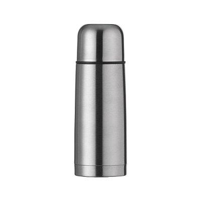 Garrafa térmica 350ml em inox com tampa rosqueável. Código SK 1115