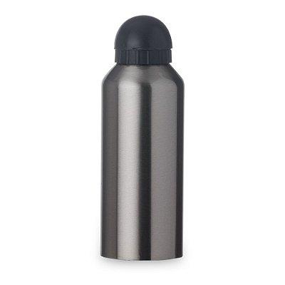 Squeeze de inox 600ml, tampa de bico rosqueável. Codigo SK 6521