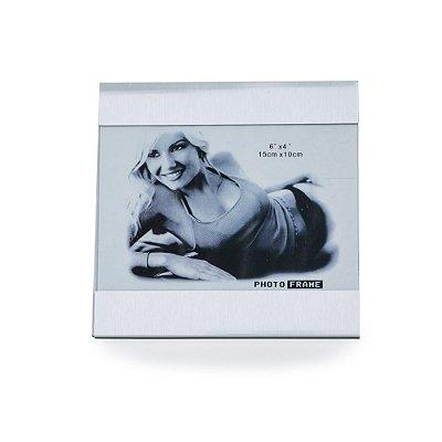 Porta retrato 15 x 10 com duas chapas metálicas. SK 10900