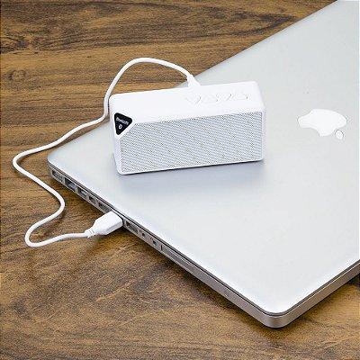 Caixa de Som Multimídia com Bluetooth.cod. SK12901