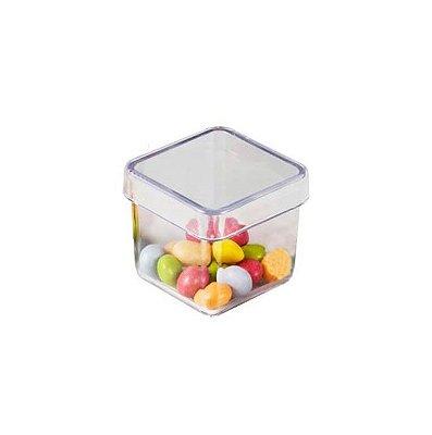 Embalagem Caixinha plástica cristal, Mod.:02