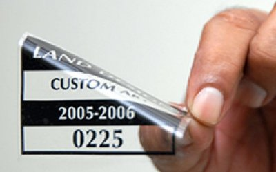 Adesivo Eletrostático 4x5 cm,  8x5 cm, 17x5 cm,  8x10 cm,  17x10,  cm 26x10 cm