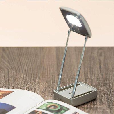 Luminária Plástica Retrátil. Cód. SK 658