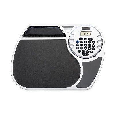 Mouse Pad com Calculadora Solar. Cód. SK 169