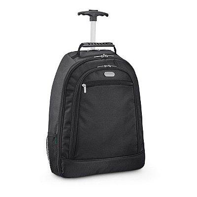 Mochila trolley para notebook. 1680D e 600D. Com 2 rodas.Cód.SPCG92283