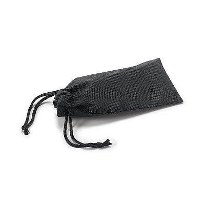 Bolsa para óculos. Non-woven: 80 g/m². 90 x 200 mm. Cód.92853