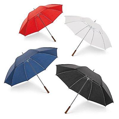 Guarda-chuva de golfe. Poliéster 190T. Pega em madeira. ø1270 mm. Cód.SPCG99109