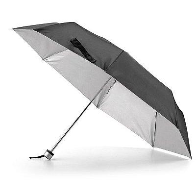Guarda-chuva dobrável. Poliéster 190T. Dobrável em 3 seções. Cód.SPCG99135