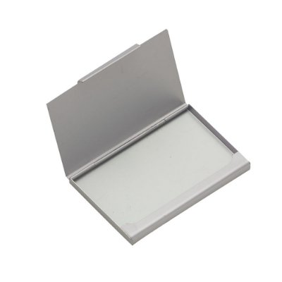 Porta Cartão Alumínio. Cód. SK 12380
