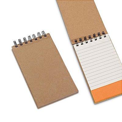 Caderno capa dura. Cartão. Cód.SPCG93420
