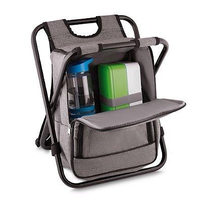 Bolsa térmica 25 litros com conversão em cadeira. SK14143