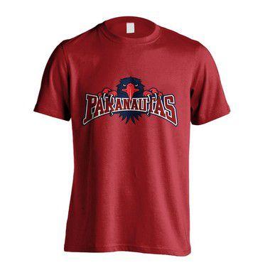 Camisa Algodão - Vermelha