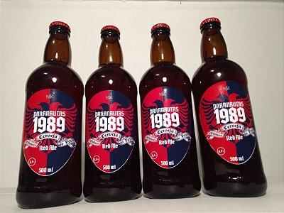 Cerveja Paranautas 1989