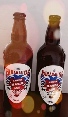 Cerveja Paranautas Amber Lager