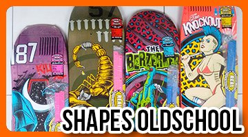 Shapes Oldschool