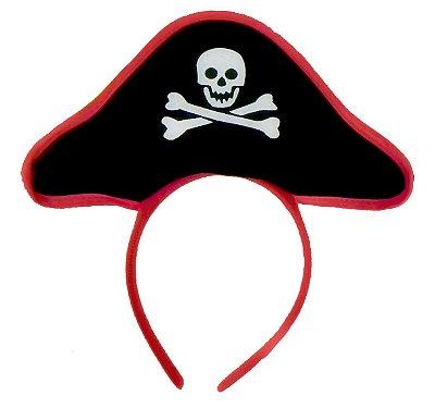 Tiara de cabelo de pirata - Acessórios - QUIMERA KIDS