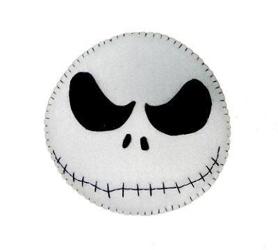 Aplique Fantasma p/ customização - Halloween - QUIMERA KIDS