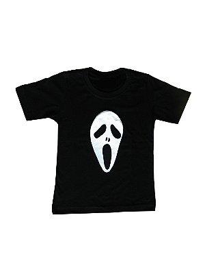 Camiseta do Pânico - Halloween - QUIMERA KIDS