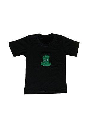 Camiseta do Frankenstein - Halloween - QUIMERA KIDS