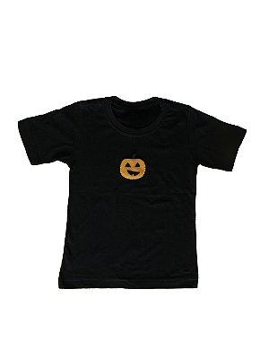 Camiseta da Abóbora- Halloween - QUIMERA KIDS