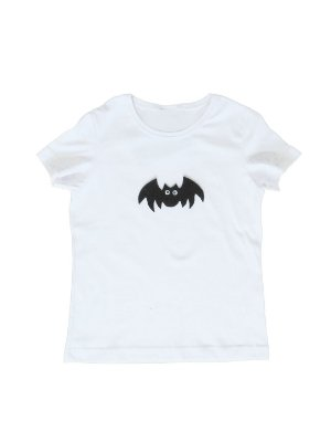 Camiseta do Morcego - Halloween - QUIMERA KIDS
