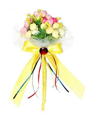 Boquet noivinha caipira - Festa Junina