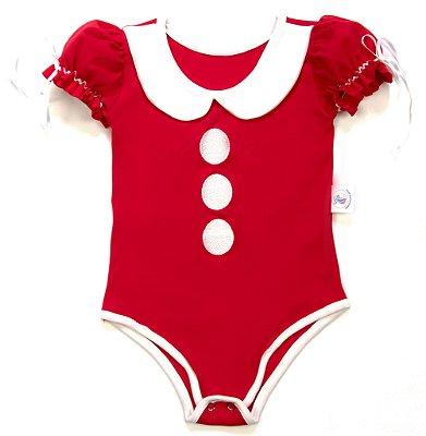 Body Mamãe Noel - Natal - Quimera Kids