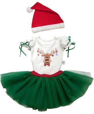 Look de Alce - Natal - Quimera Kids