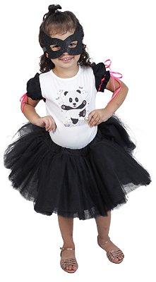 Look de Panda - Carnaval - Quimera Kids