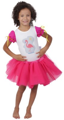 Look de Flamingo - Quimera Kids