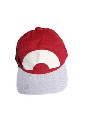 Boné do Ash XYZ treinador de Pokemon - Acessórios -QUIMERA KIDS