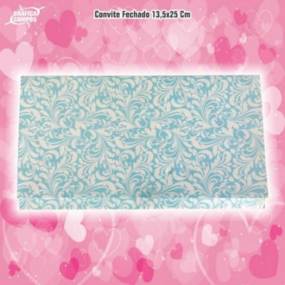 CONVITE DE 15 ANOS - REFC1503