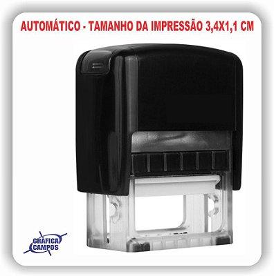 CARIMBO AUTOMÁTICO - TAMANHO 20
