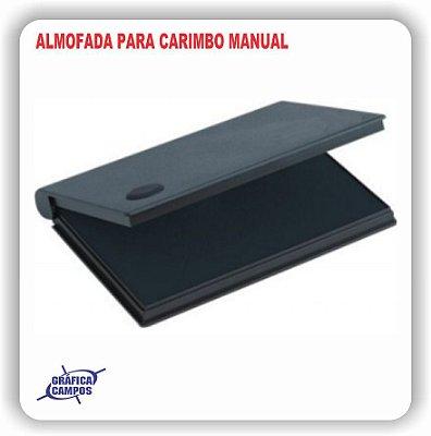 ALMOFADA PARA CARIMBO MANUAL