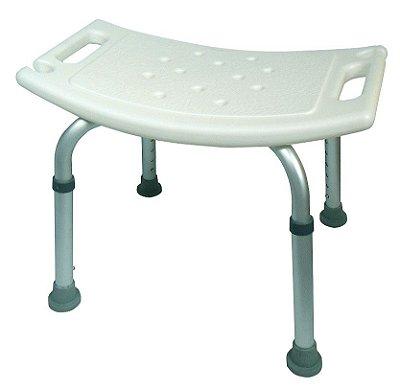 Cadeira ou Banco Ortopédico para Banho - DB-240
