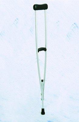 Muleta Axilar em Aluminio Sem Anodização - Dilepé - DB-301