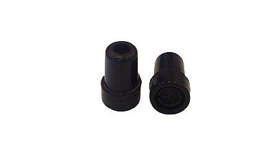 Kit com 2 ponteiras para bengala de 1/2 polegada - Dilepé - DB-500