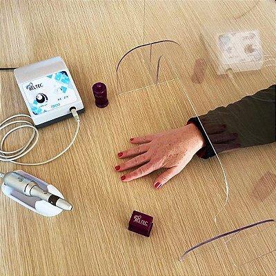 Proteção em Acrílico para Mesa de Manicure Beltec