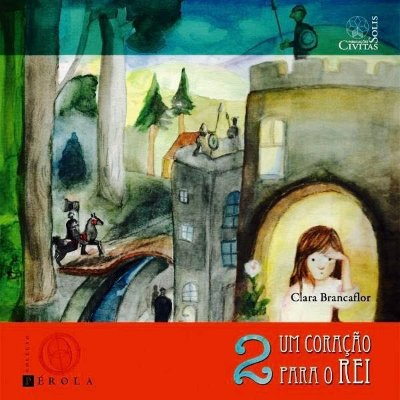Um Coração para o Rei (Livro Impresso) + DVD