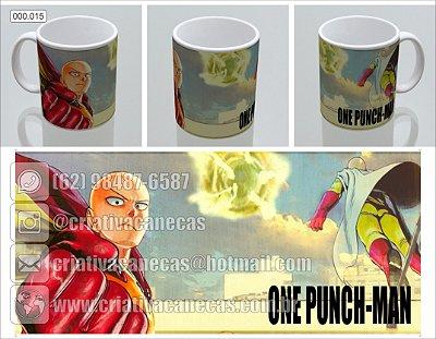 Caneca One Punch-Man