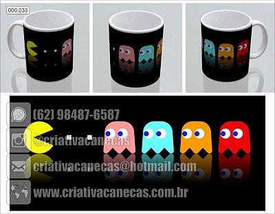 Caneca - Pacman