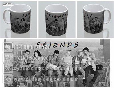 Caneca - Friends