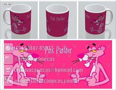 Caneca - Pantera Cor de Rosa