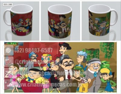 Caneca - Chaves