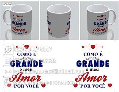 Caneca - Grande Amor
